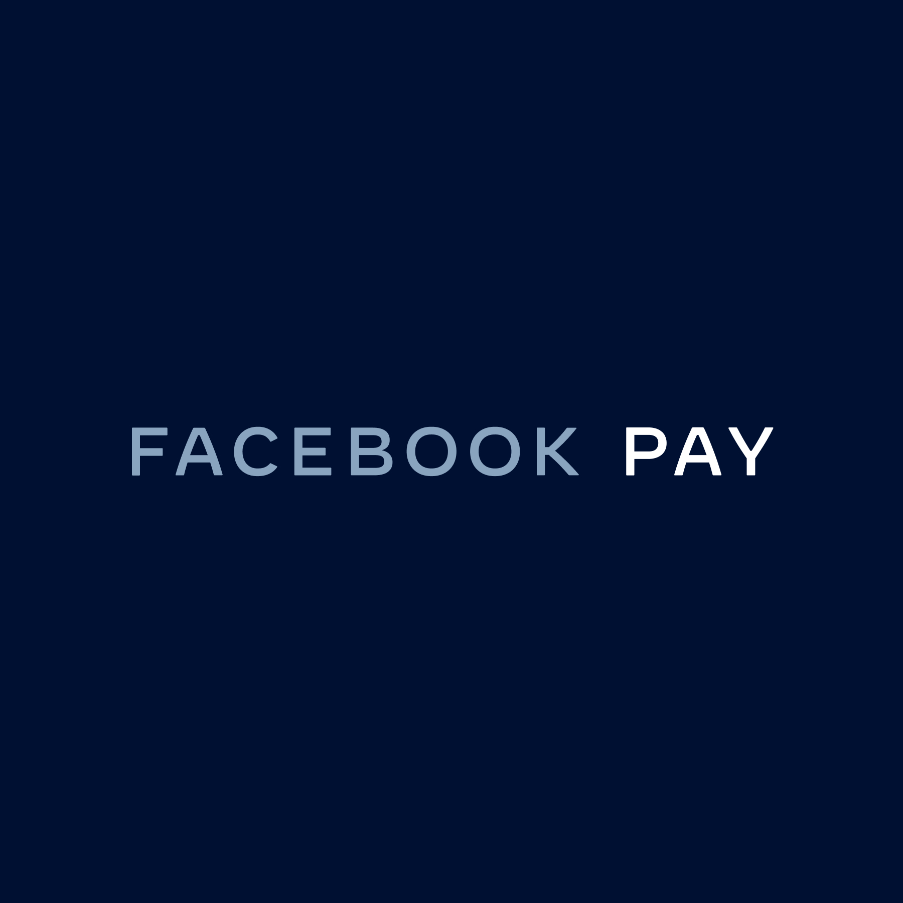 Facebook Pay: Simple, Secure, Free Payments