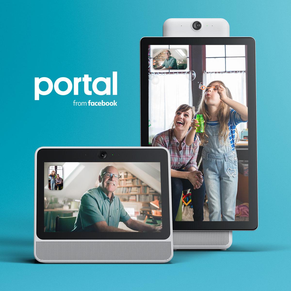 Portal from Facebook: Help Center - Using Portal